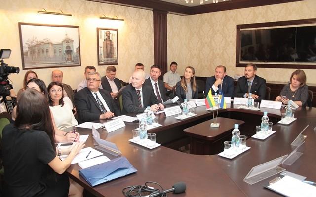 Verslo misija į Kijevą