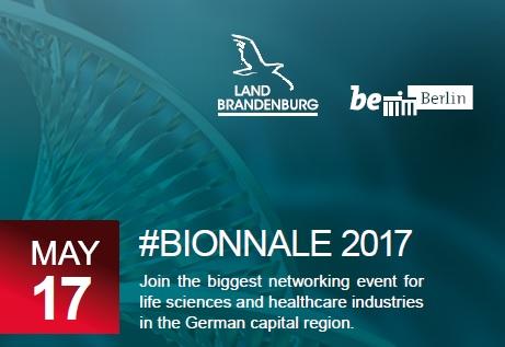 """Partnerių paieškos renginys sveikatos tematikos konferencijoje """"Bionnale 2017"""" Vokietijoje"""