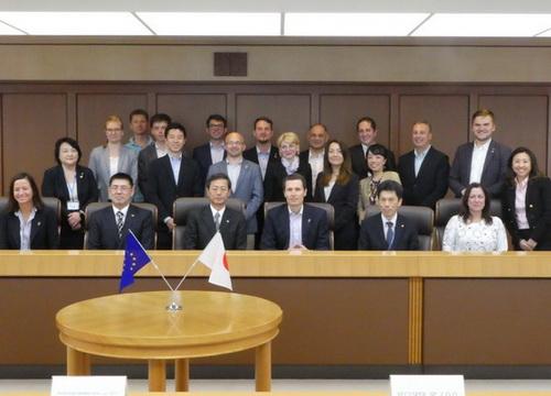 """""""Enterprise Europe Network"""" padeda įmonėms atrasti Japonijos rinką"""