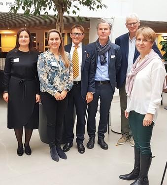 Tekstilės įmonių verslo misija į Daniją
