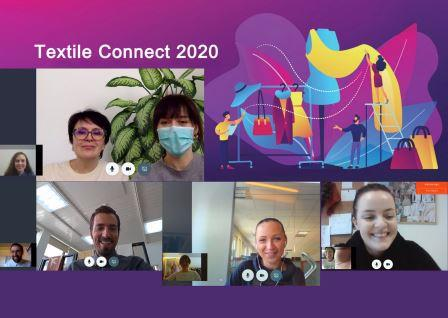 Virtualiame tekstilės sektoriaus verslo kontaktų renginyje TEXTILE CONNECT 2020 – 650 įmonių iš 33 šalių