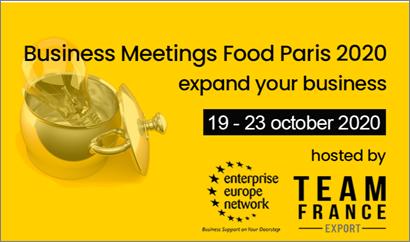"""Paryžiuje vyko tarptautinis maisto sektoriaus verslo kontaktų renginys """"Food Paris 2020"""""""