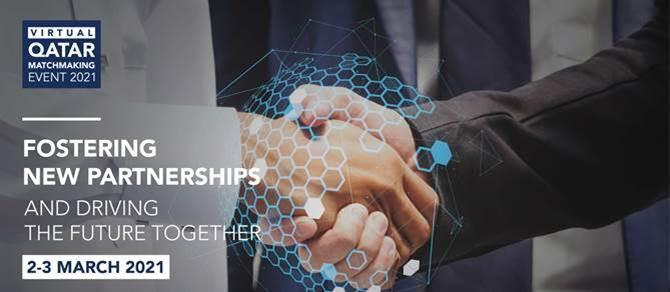 Tarptautinis virtualus Kataro verslo kontaktų renginys 2021